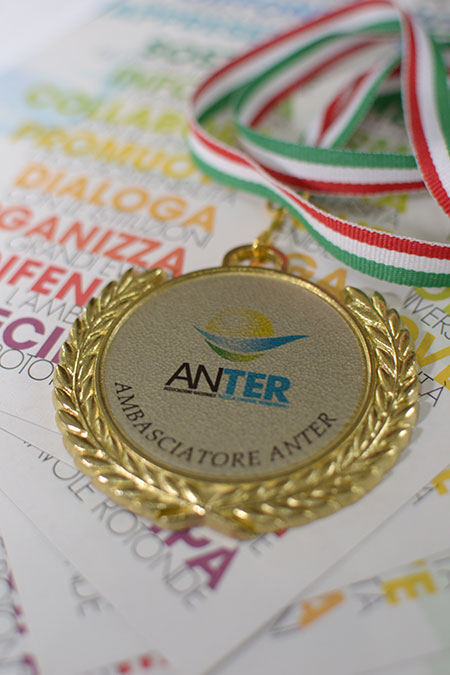 Diventa Ambasciatore Medal