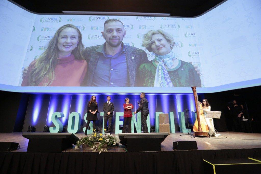 Comitato scientifico ANTER - Lohengrin Becagli, Graziella Sapia, Stefania
