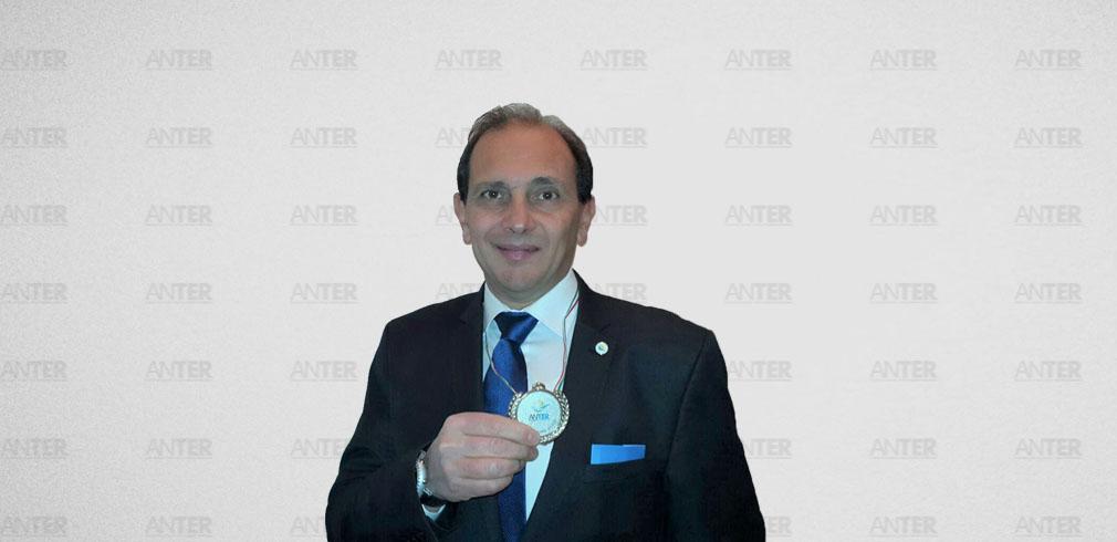 Ascanio Torrelli ambasciatore Anter