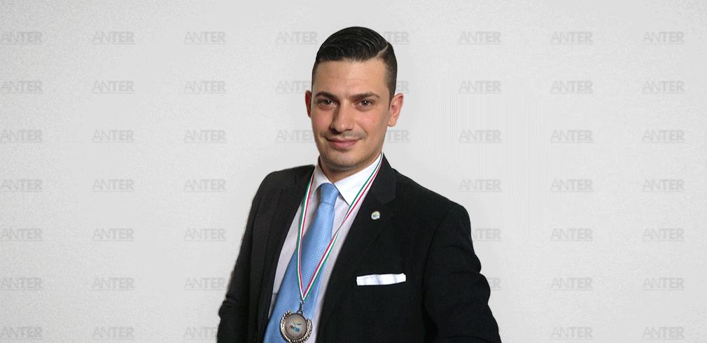 Davide Zaffiro ambasciatore Anter