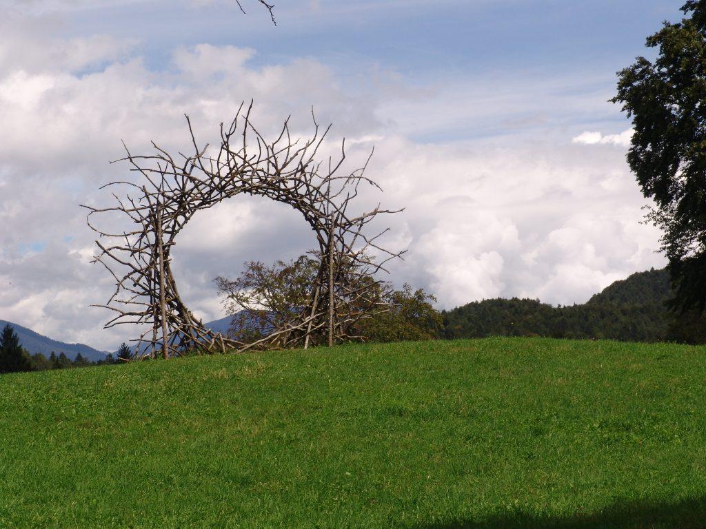 La rassegna di land art, Arte Sella