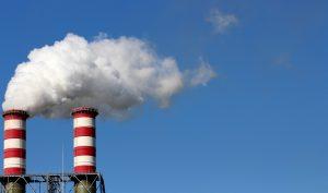 Gas di scarico dell'industria