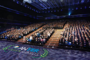 platea Anter Green Awards 2016 Cinecittà World Roma