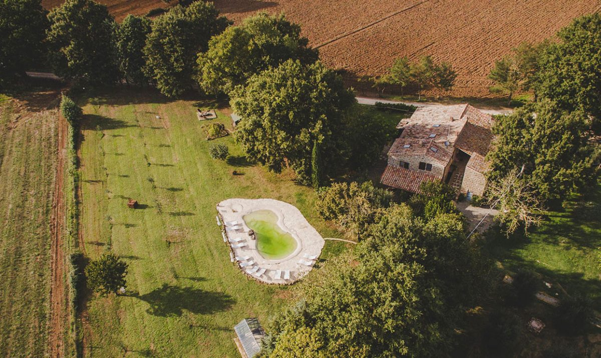 Agriturismo Biologico Sant'Egle, Sorano (Grosseto)