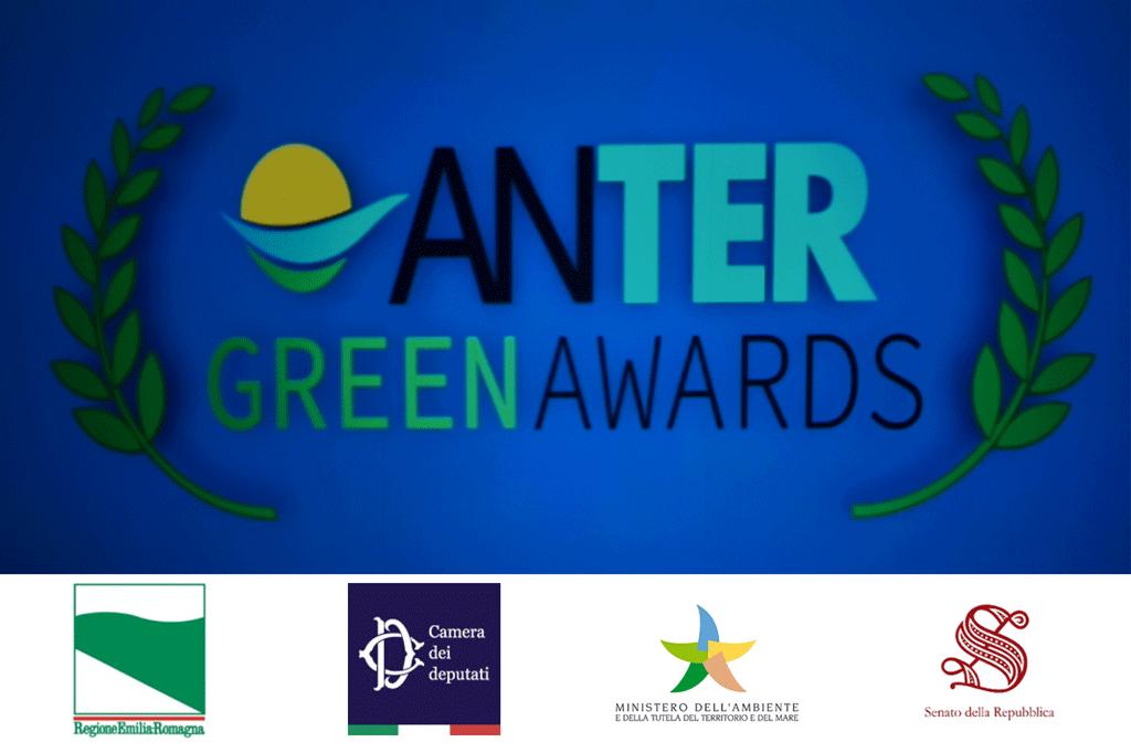 Anter Green Awards Patrocini
