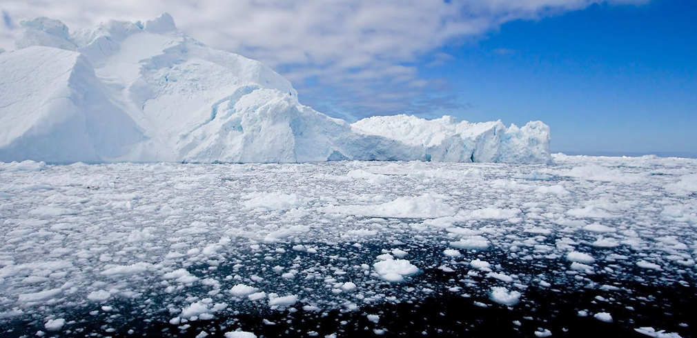 scioglimento ghiacciai
