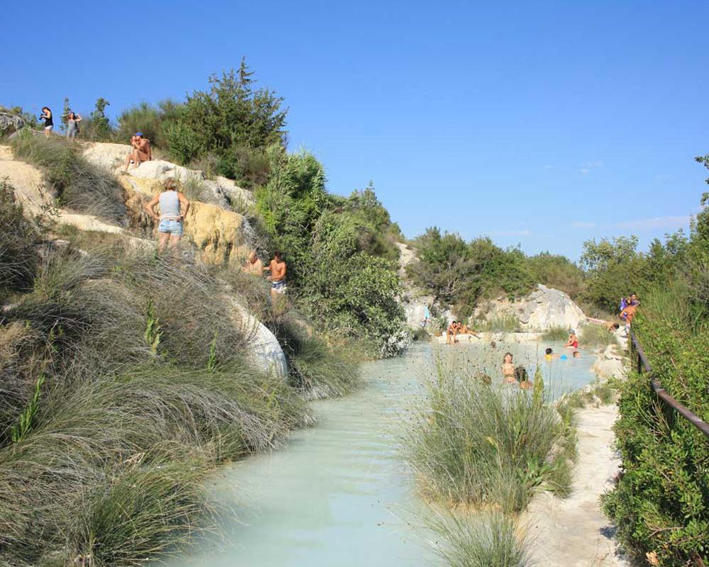 Le 10 terme naturali pi belle del centro italia anter - Bagno vignoni terme naturali ...