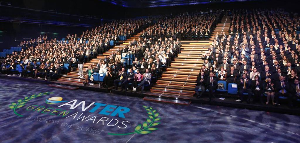 Anter green Awards