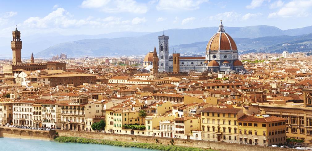 Firenze, uno dei comuni che aderisce al progetto anter Un comune per amico