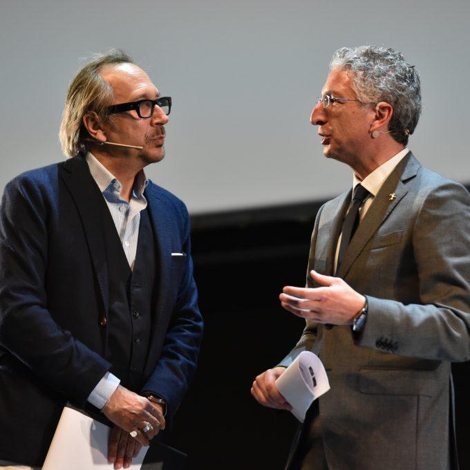 Anter Green Award 2016, Leopoldo Gasbarro