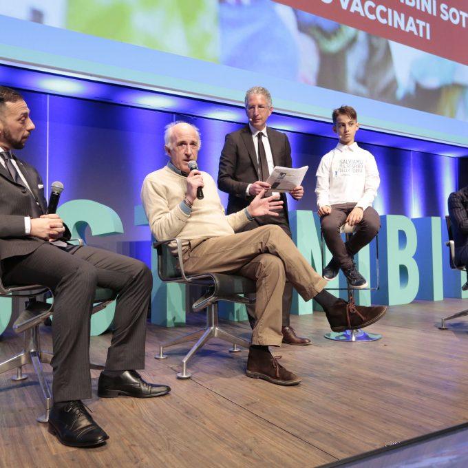 Anter Green Awards 2017, Presentazione del Progetto Vaccini