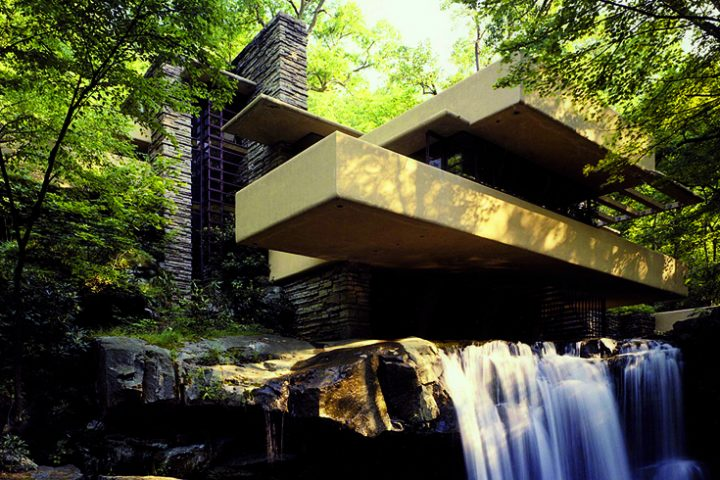 The Fallingwater Wright