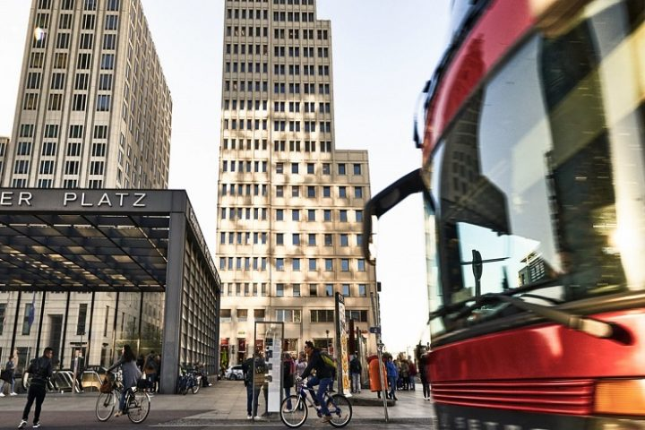 Autobus a Berlino