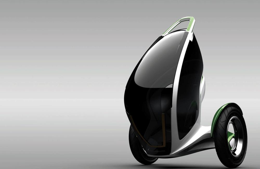 Concept Car della Monash University