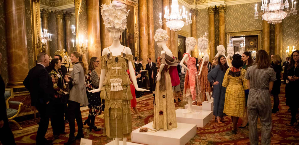 Cosa c'è dietro la mostra The Commonwealth Fashion Exchange | Anter
