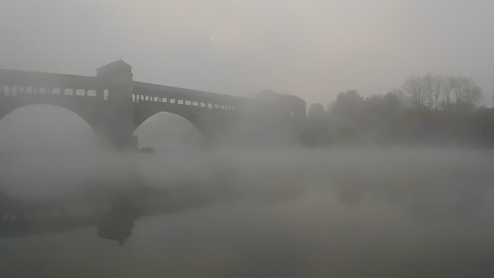 Nebbia a Pavia