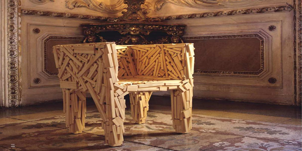 Favela Chair, Edra (1991)