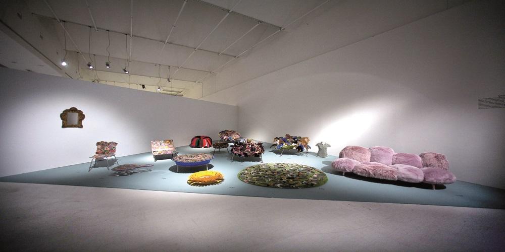installazione dei fratelli Campana alla Triennale di Milano