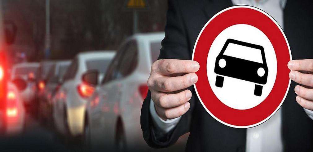 divieto d'accesso al diesel