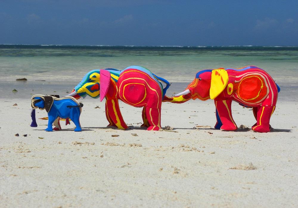sculture realizzate da ocean sole