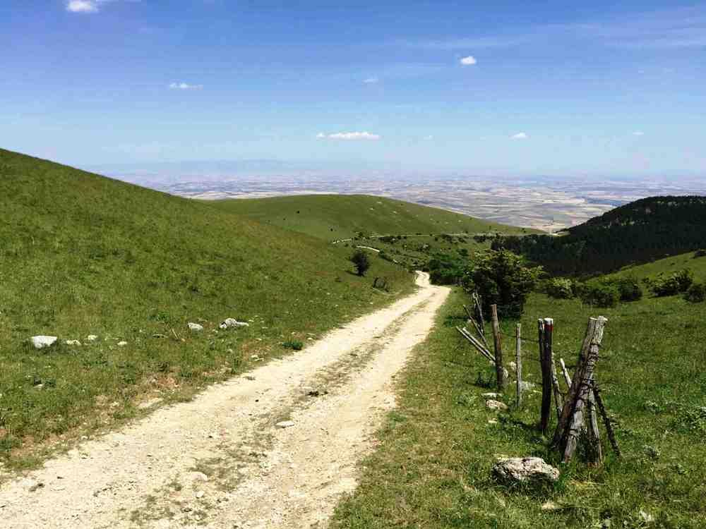 Monte Cornacchia (Foggia)