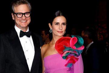 Colin e Livia Firth Green Carpet MIlano 2018