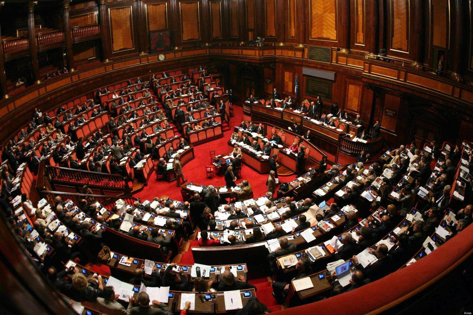 parlament-italian